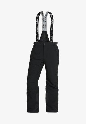 MAN PANT - Snow pants - nero