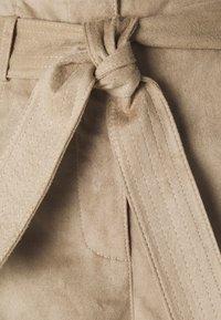 Morgan - SHIKOU - Shorts - beige - 2
