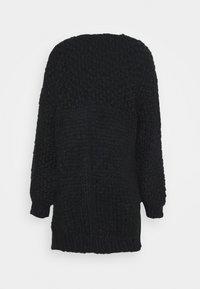Missguided Tall - CARDIGAN - Cardigan - black - 1