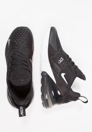 AIR MAX 270 - Sneakersy niskie - black/white/anthracite