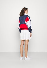 Tommy Jeans - COLORBLOCK LOGO - Windbreaker - deep crimson/multi - 2
