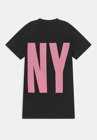 DKNY - Jersey dress - black - 1