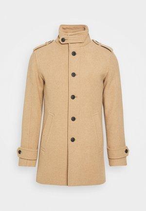 SLHNOAH COAT - Zimní kabát - camel