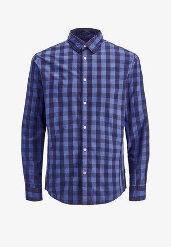 JJEGINGHAM - Skjorta - light blue