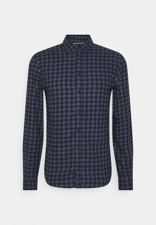Shirt - dark denim