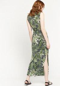 LolaLiza - Maxi dress - khaki - 2