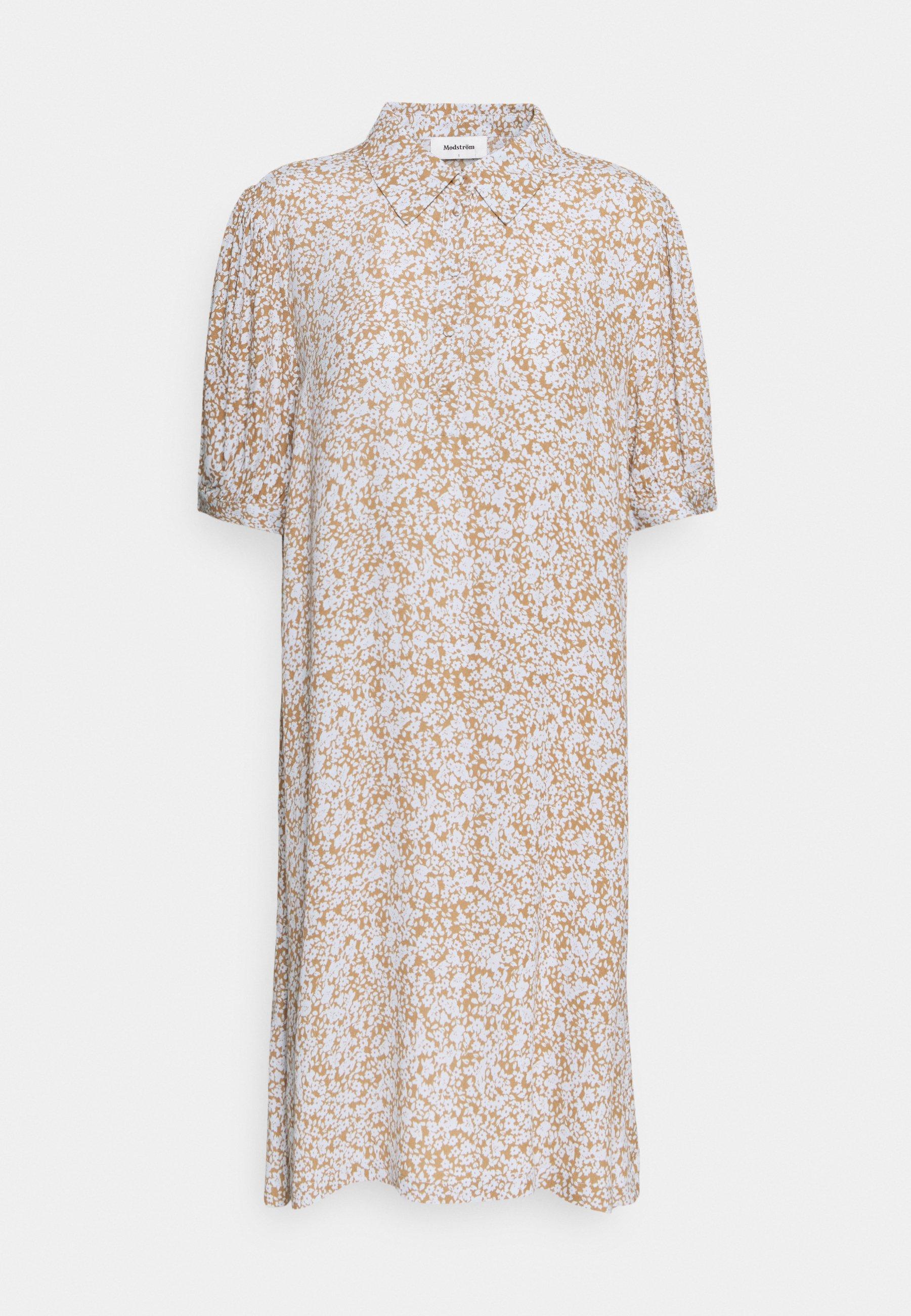 Women ISA PRINT DRESS - Shirt dress