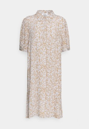 ISA PRINT DRESS - Blousejurk - beige