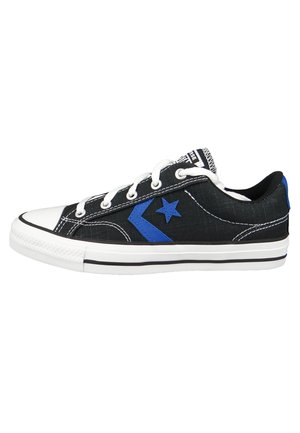 Sneakers - black game royal white