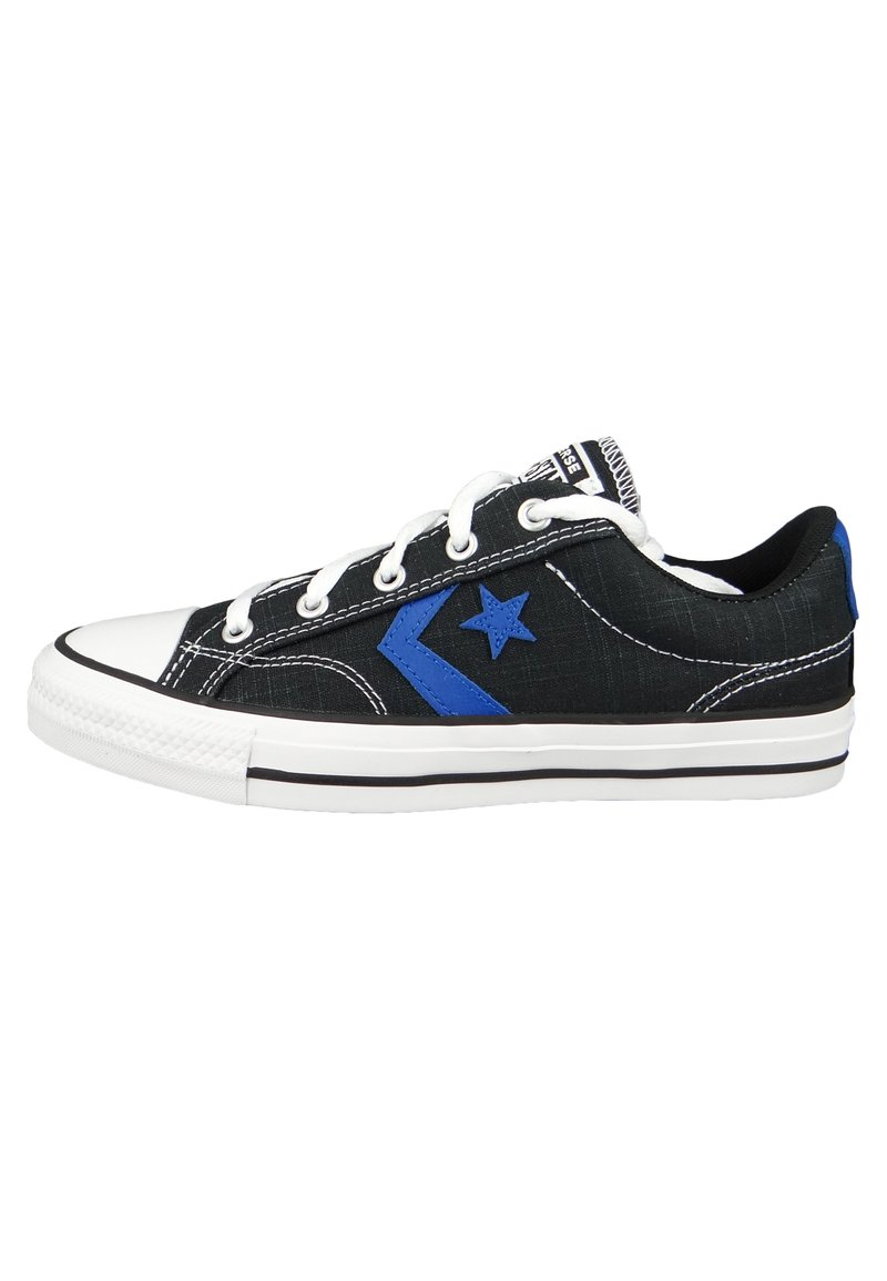Converse - Trainers - black game royal white