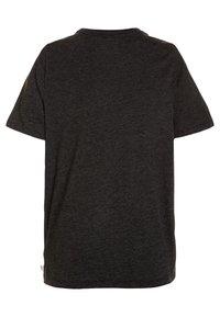 GAP - DC COMICS BATMAN BOYS SHIELD TEE - Print T-shirt - true black - 1