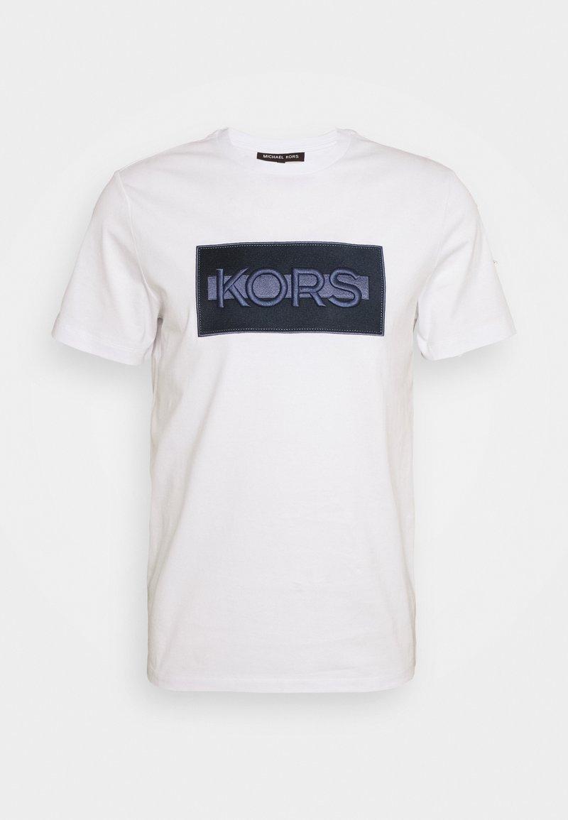 Michael Kors - TEE - Print T-shirt - white