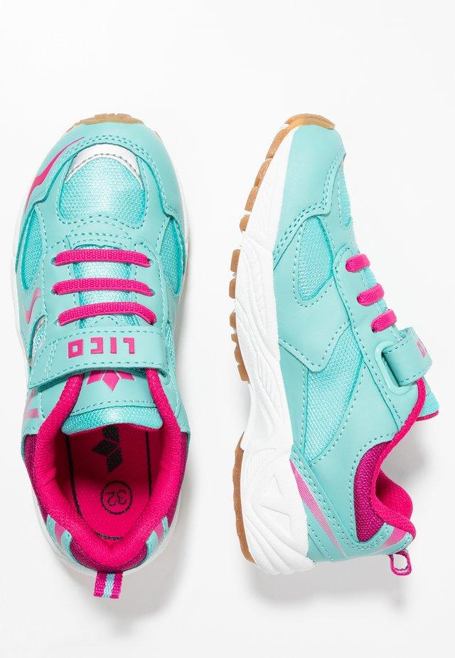 BOB - Zapatillas - türkis/pink