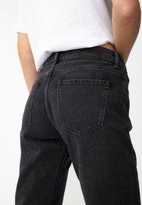 ARMEDANGELS - CAJAA - Slim fit jeans - black - 5