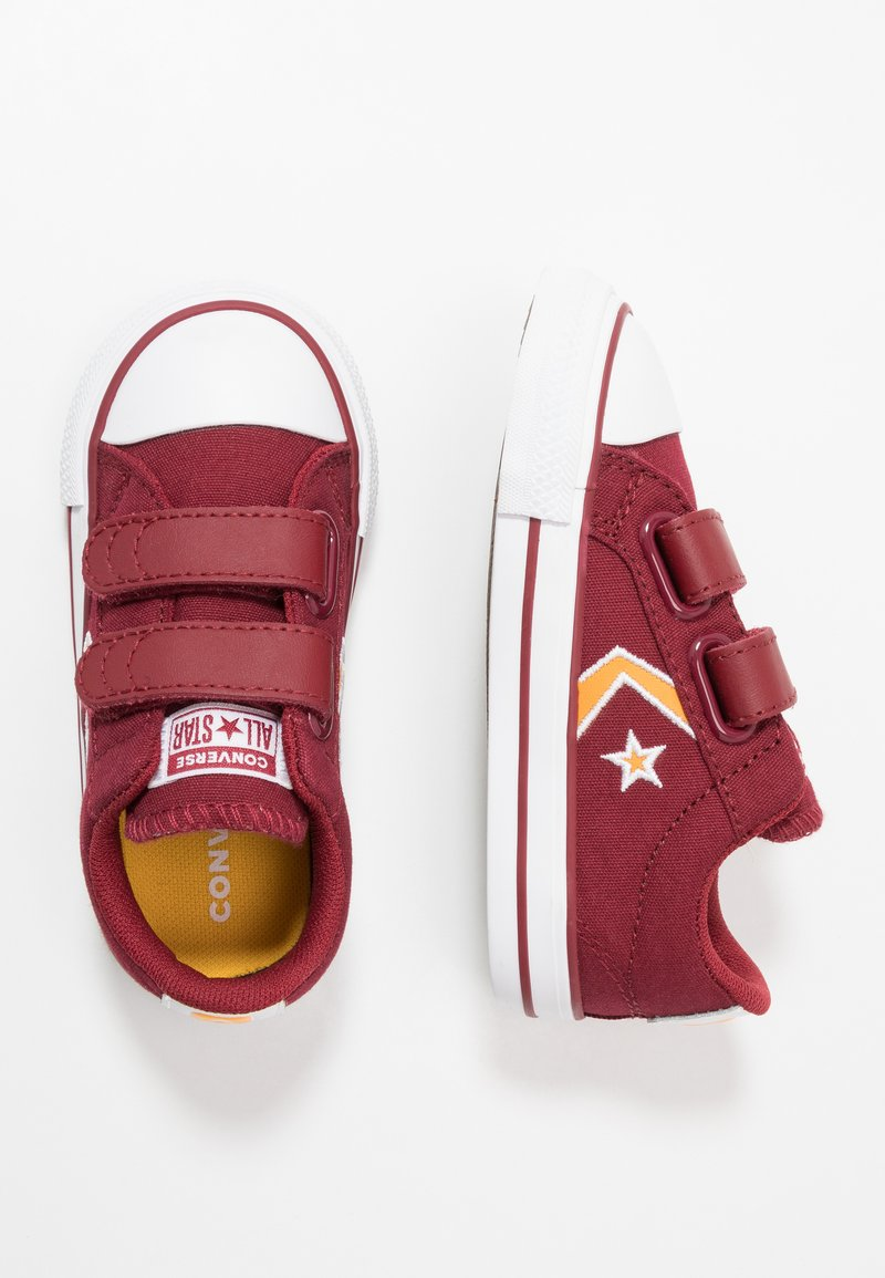Converse - STAR PLAYER EMBROIDERED  - Zapatillas - team red/laser orange/white
