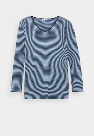 Maglietta a manica lunga - blue navy
