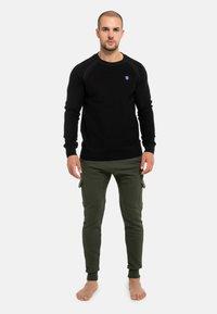 Schiesser Revival - Cargo trousers - grün - 1
