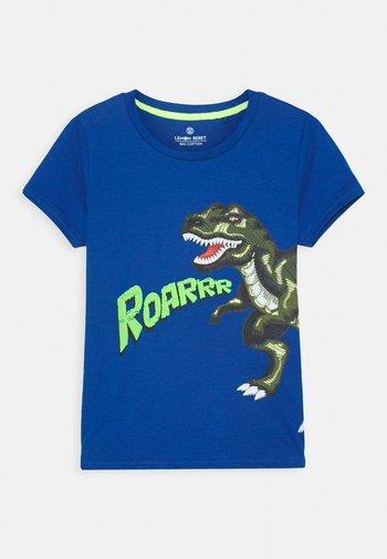 SMALL BOY - Print T-shirt - nautical blue