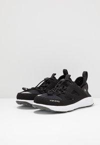 Viking - BJERKE - Hiking shoes - black - 3