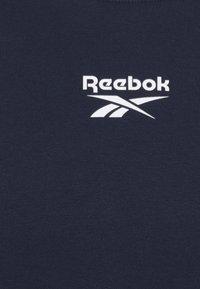 Reebok - TAPE CREW - Sweatshirts - dark blue - 6