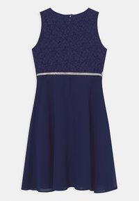 Lemon Beret - TEENS GIRLS - Cocktail dress / Party dress - blue depths - 1