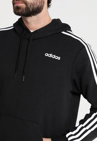 adidas Performance - Hoodie - black/white - 3