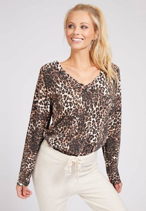PRINT ALLOVER - Jumper - animalier