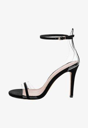 LABALDA - Korolliset sandaalit - black
