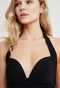 JETS BY JESSIKA ALLEN - GATHERED - Swimsuit - black - 3