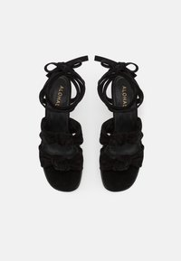ALOHAS - Sandals - black - 4