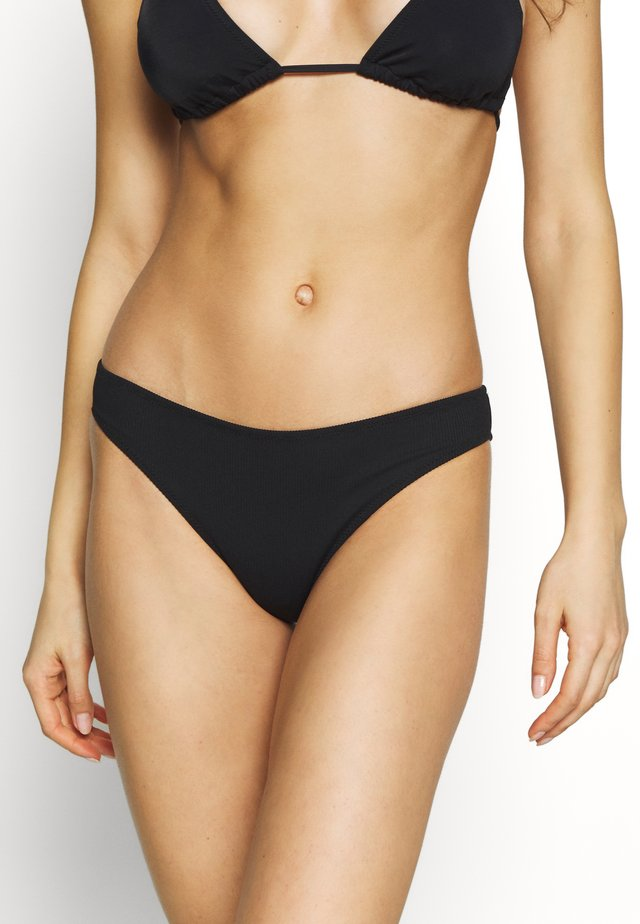 BASIC - Bikinibroekje - true black