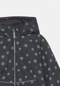 Name it - NKFMAXI JACKET DOTS - Winter jacket - black - 4