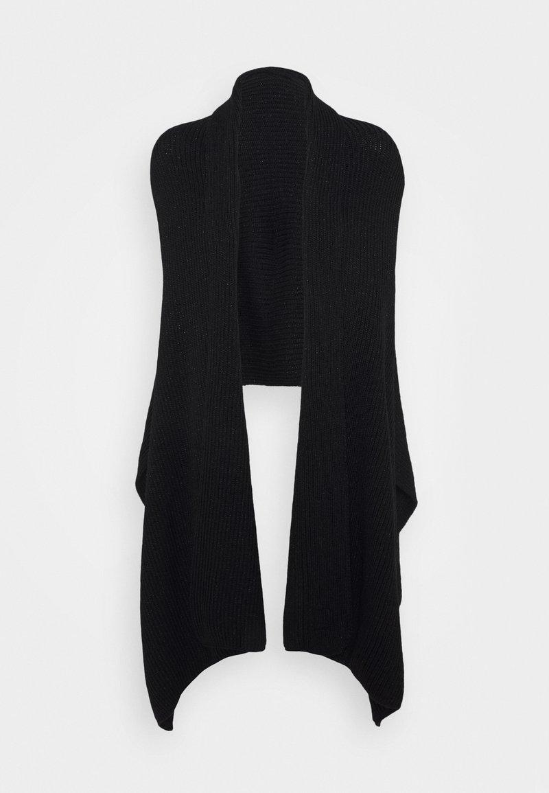 Desigual - Waistcoat - black