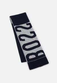 BOSS Kidswear - SCARF UNISEX - Scarf - navy - 0