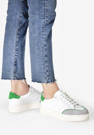Sneakersy niskie - green multi grm