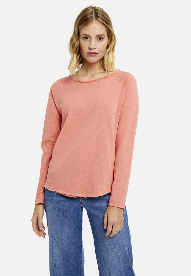 Smith&Soul - Long sleeved top - bronze
