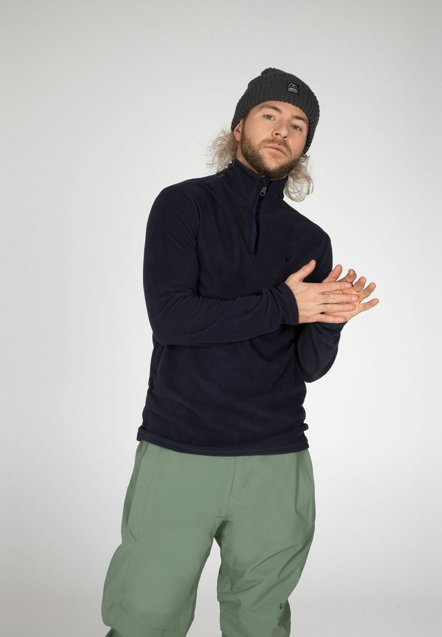 PERFECTO  - Fleece jumper - space blue