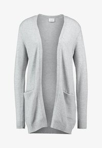 Vila - Gilet - light grey melange - 2