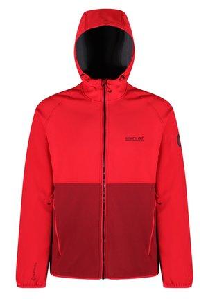 Soft shell jacket - delhird(slg)