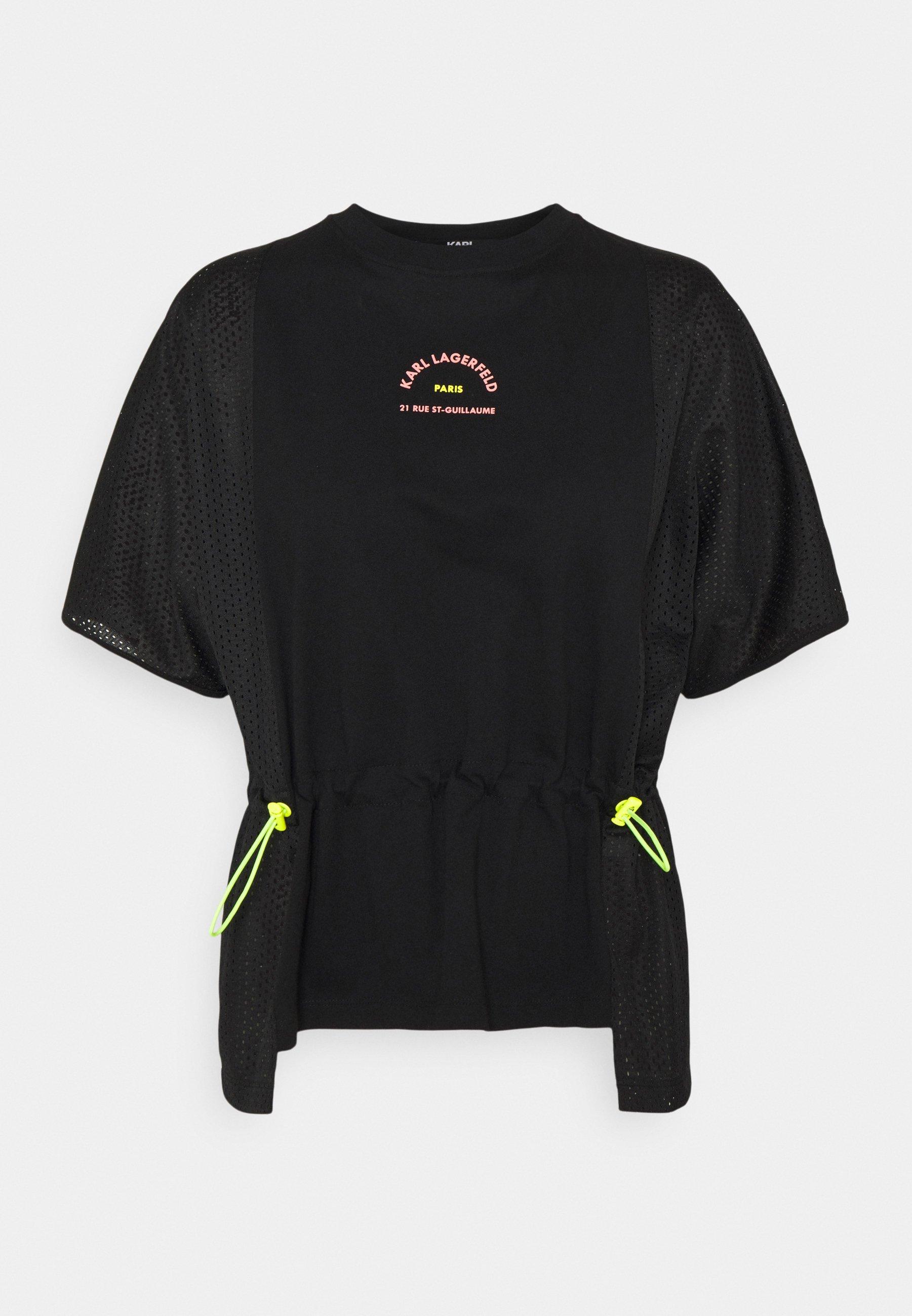 Damen MIX LOGO - T-Shirt print