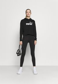 Puma - FAVORITE FOREVER HIGH WAIST 7/8 - Leggings - black - 1