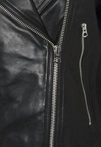 rag & bone - MACK JACKET - Leather jacket - black - 2