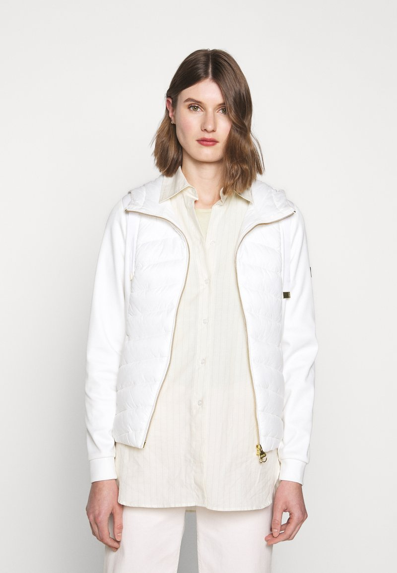 Barbour International - SPITFIRE - Light jacket - optic white
