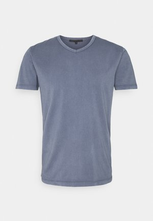 FINN - Jednoduché triko - blue