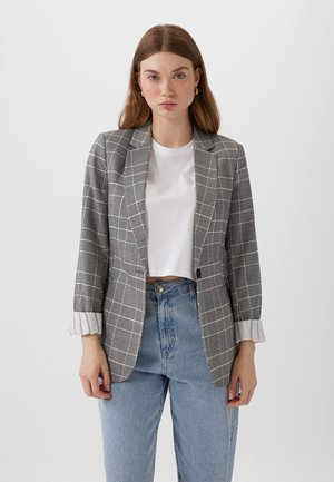 Blazer - dark grey