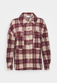 Vila - VISARAS SHAKET - Summer jacket - red - 4