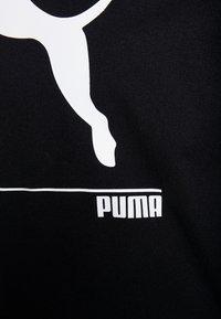 Puma - NU TILITY HOODY - Hoodie - black - 6