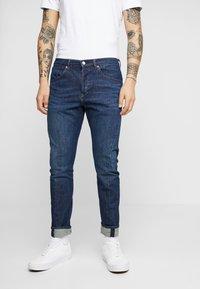 Levi's® Engineered Jeans - LEJ 512 SLIM TAPER - Slim fit jeans - indigo blood - 0