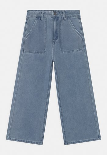 ELKA - Relaxed fit jeans - mid blue wash