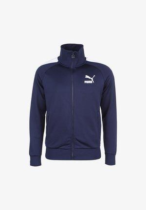 Training jacket - peacocat